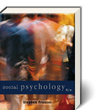Social Psychology 6th Edition Franzoi Ebook3000
